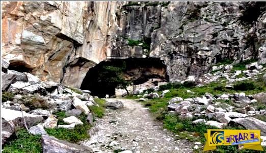 Ιδού τα μυστηριώδη σπήλαια του… Αγίου Όρους!