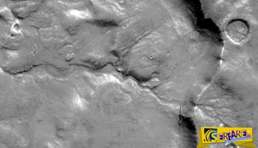 Ανακάλυψη από τη NAΣA - Βρέθηκαν αρχαία ποτάμια και μαίανδροι στον Άρη;