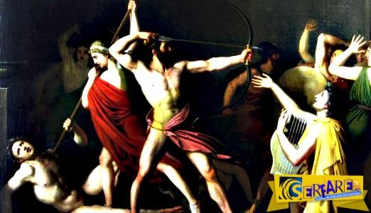 Πρόκειται τελικά για πραγματικό γεγονός; Βρήκαν την... ημερομηνία που σκότωσε ο Οδυσσέας τους Μνηστήρες!
