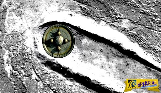 Περίεργοι σχηματισμοί στον Άρη που μοιάζουν σαν να έκανε αναγκαστική προσγείωση σκάφος!