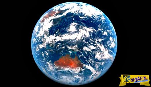 Το 24ωρο της Γης όπως φαίνεται από το διάστημα!