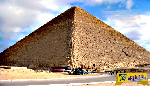 Δείτε τι κρύβει «μέσα» της η Μεγάλη Πυραμίδα!