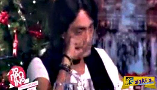 Γιατί έκλαψε ο Σχοινάς στο Πρωτοχρονιάτικο «Πρωινό»;