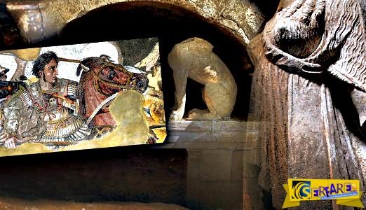 Αποκάλυψη ΒΟΜΒΑ: Ο τάφος της Αμφίπολης ανήκει στον...