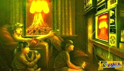 Πως η Νέα Τάξη αποχαυνώνει τα παιδιά δια της τηλεόρασης!