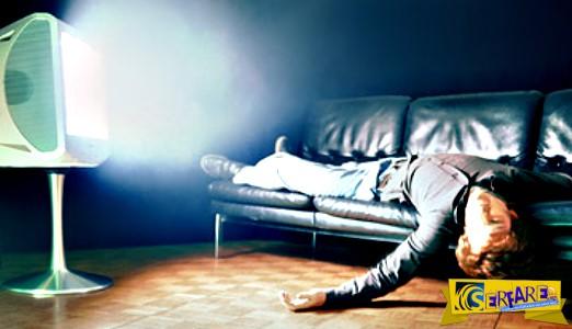 Κοιμάσαι με ανοιχτό φως ή τηλεόραση; Δες τι μπορεί να πάθεις...