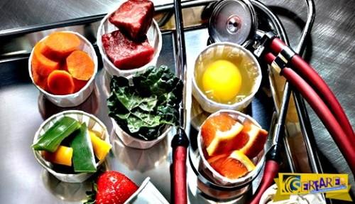 Πέντε τροφές που θα έμπαιναν και στο ντουλάπι με τα… φάρμακα