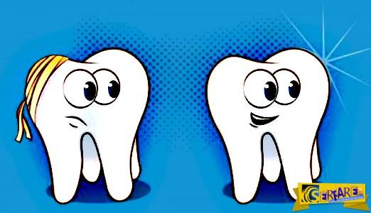 Πως σχηματίζονται οι τρύπες στα δόντια;