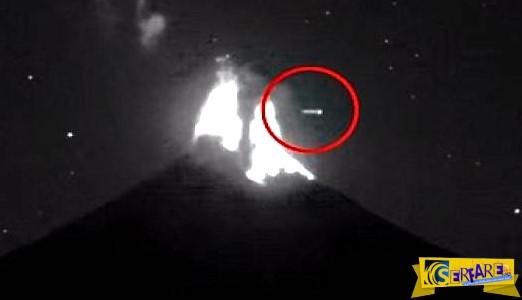 ΑΤΙΑ προκαλεί έκρηξη ηφαιστείου στο Μεξικό!