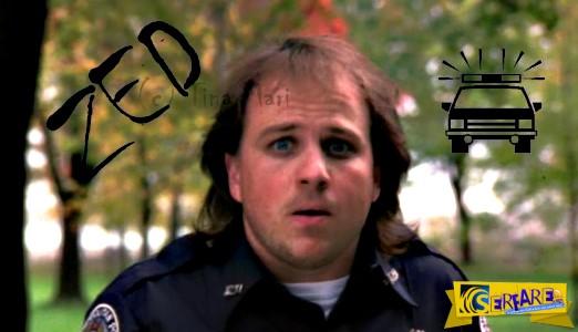 """Πώς είναι σήμερα ο Zed από την ταινία """"Η μεγάλη των μπάτσων σχολή"""";"""