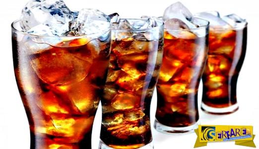 Δείτε τα καταστροφικά αποτελέσματα αν πίνετε ανθρακούχα ποτά!