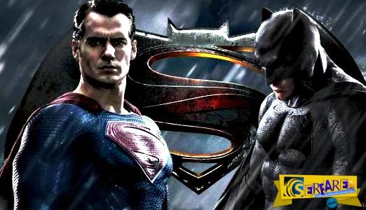 Το νέο φοβερό trailer της ταινίας Batman vs Superman!