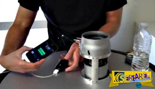Τρομερό κόλπο: Πώς θα φορτίσεις το κινητό σου με ένα κερί!