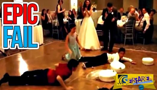Oι πιο ξεκαρδιστικές γκάφες γάμου που είδατε ποτέ!
