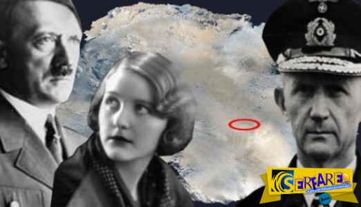 Ανακάλυψαν τη μυστική βάση του Χίτλερ στην Ανταρκτική;