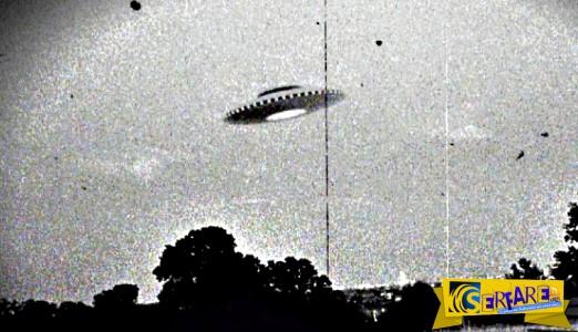 Σοβιετικά στρατιωτικά πλάνα από άγνωστο ιπτάμενο αντικείμενο!