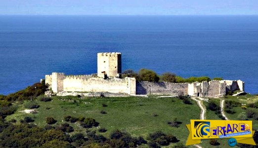 Το επιβλητικό κάστρο του Πλαταμώνα!