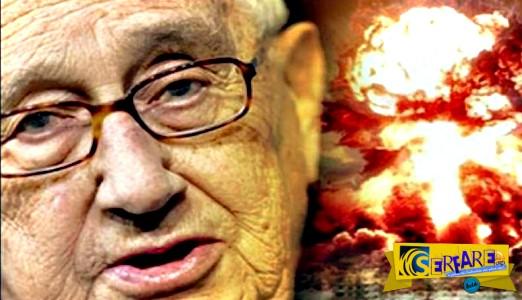 """Βγαίνει αληθινή η """"προφητεία"""" του Κίσινγκερ; - Τι έλεγε για Ελλάδα, Αιγαίο, προσφυγικό και Κύπρο!"""