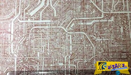 Ποιος είναι ο πιο πολύπλοκος λαβύρινθος του κόσμου και πόσο διήρκεσε ο σχεδιασμός του;
