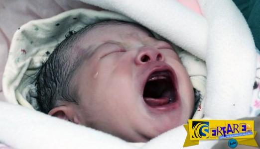 Απίστευτη ιστορία: Μωρό γεννήθηκε… 12 ετών
