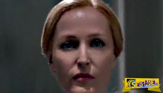 X Files: Η Ντέινα Σκάλι είναι εξωγήινη; Το σοκαριστικό μυστικό του φινάλε!