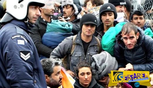 25.000 εγκλωβισμένοι πρόσφυγες στην Ελλάδα: Ποιες χώρες κλείνουν τα σύνορά τους. Ασφυχτική κατάσταση