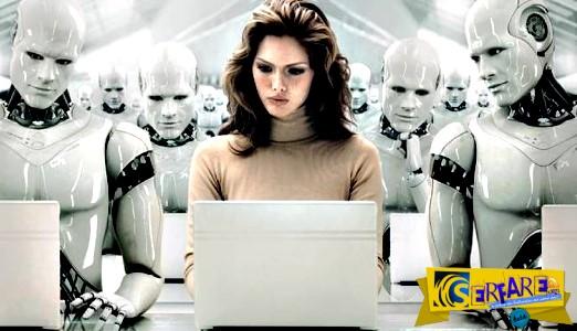 Τα ρομπότ θα αφήσουν τον μισό πλανήτη άνεργο έως το 2045 - Δείτε το λόγο ...