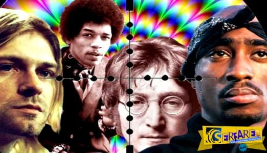 Σενάρια συνωμοσίας: Πως η CIA έβγαλε από την μέση τους Χέντριξ, Λένον, Κομπέιν και άλλους ακτιβιστές!
