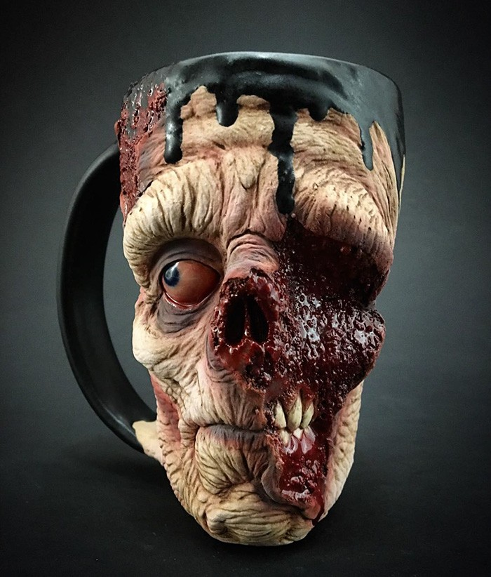 zombie-mug-pottery-slow-joe-kevin-turkey-merck-7