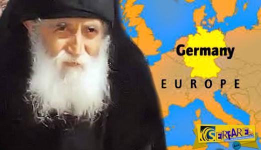 Άγιος Παϊσιος «Η Γερμανία θα καταστρέψει την Ευρώπη»