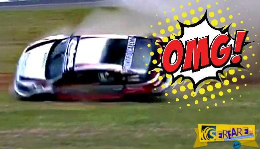 Σοκαριστικό ατύχημα σε αγώνα ταχύτητας στην Αργεντινή!