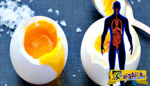 Δείτε τι συμβαίνει στο σώμα μας όταν τρώμε 3 αυγά κάθε μέρα για ένα μήνα!
