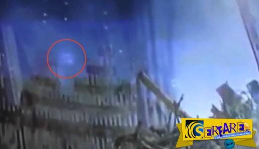 Ανατριχιαστικό ντοκουμέντο: Φάντασμα «αναδύεται» από τα συντρίμμια των «Δίδυμων Πύργων»!