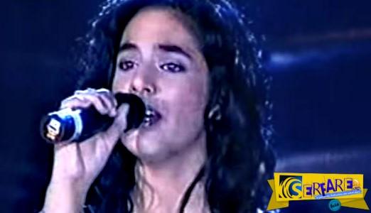 Νταϊάνα Τσέκου: Θυμάστε τη μελαχρινή τραγουδίστρια του Fame Story;