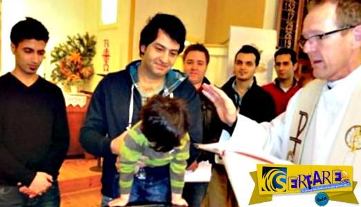 Γιατί οι πρόσφυγες βαπτίζονται χριστιανοί στη Γερμανία