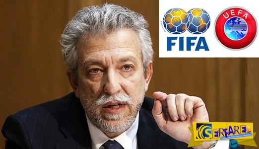 Κύπελλο Ελλάδας οριστικά τέλος: Τι σημαίνει για τις ελληνικές ομάδες η απειθαρχία του Κοντονή στην FIFA