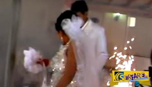 Τσιγγάνικος γάμος: Το απαράμιλλο σκηνικό και το απολαυστικό θέαμα!