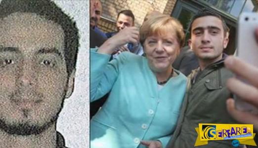 Τι έγινε Άνγκελα; Είχες selfie μ΄έναν από τους καμικάζι των Βρυξελλών;