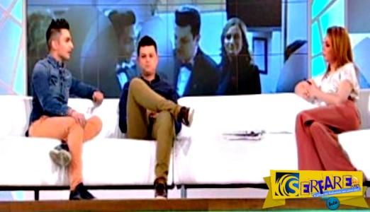"""Το πρώτο ζευγάρι ομοφυλοφίλων που """"παντρεύτηκε"""" στην Κύπρο!"""