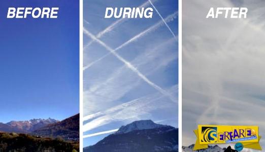 Πιλότοι γιατροί και επιστήμονες λένε την αλήθεια για τα Chemtrails!
