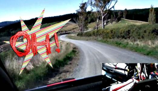 Εντυπωσιακό βίντεο: Δείτε την απίστευτη οδήγηση ραλίστα που έκανε νέο ρεκόρ!