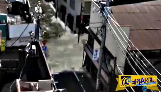 Ετσι προειδοποιούν στην Ιαπωνία για τσουνάμι τους κατοίκους!
