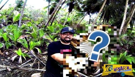 Όταν δείτε τι ανακάλυψε αυτός ο άνθρωπος στη ζούγκλα... θα τρομάξετε!