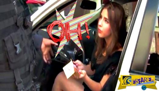 Εντυπωσιακή 18χρονη οδηγεί μεθυσμένη και παίρνει σβάρνα τα αυτοκίνητα - Το τέλος είναι «όλα τα λεφτά»...