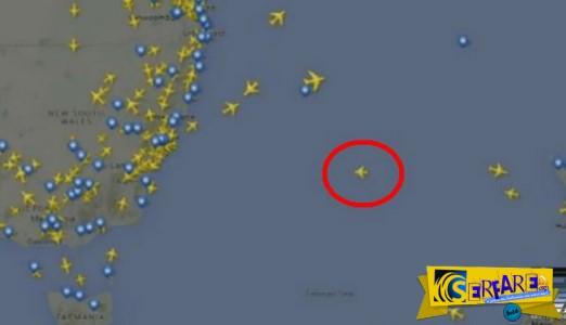 Αεροπλάνο κινείται 120 φορές πιο γρήγορα από τα άλλα…