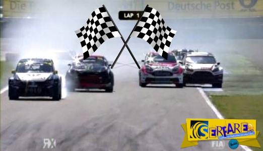 Συναρπαστική μάχη σε αγώνα ταχύτητας!
