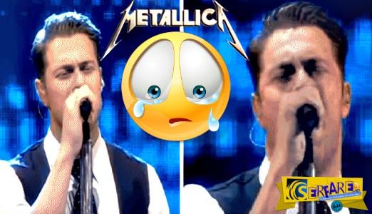 Χρήστος Χολίδης: Εκτέλεσε Metallica με συνοδεία μπουζούκι και «μάτωσαν» αυτιά!