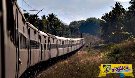 Η μεγαλύτερη σιδηροδρομική διαδρομή της Ινδίας, ξεπερνά τα 4.200 χιλιόμετρα - Το «Έβερεστ των ταξιδιών»