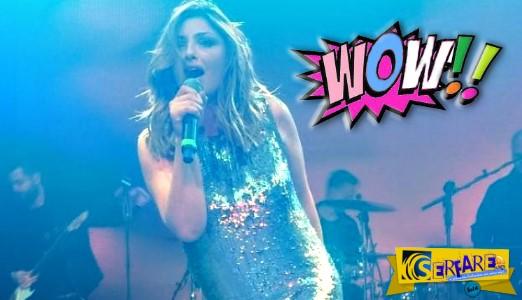 Σ@ξι η Έλενα Παπαρίζου στο πάρτι Ελλάδας-Κύπρου για τη Eurovision!