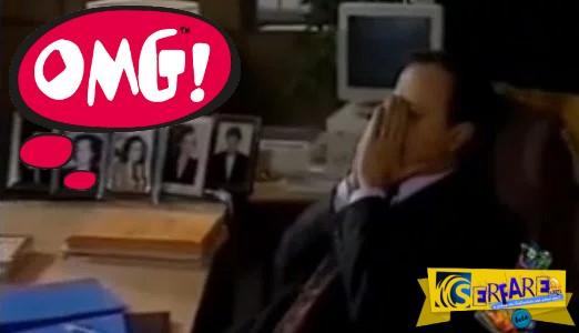 Απολαυστικό βίντεο: O Γιάγκος Δράγκος κατέρρευσε από τον αποκλεισμό μας στην Eurovision!